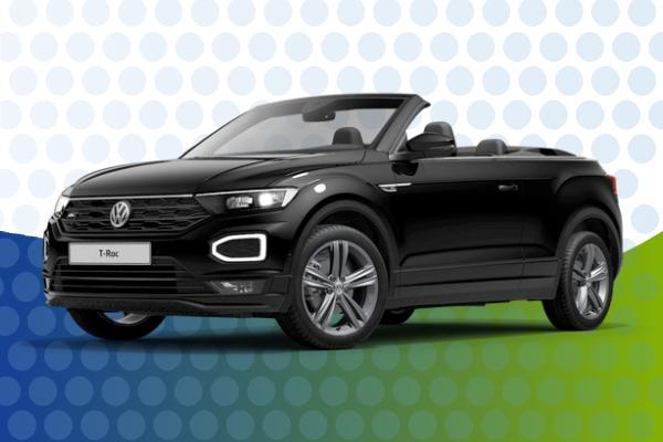 Volkswagen T-Roc Cabriolet EU-Neuwagen