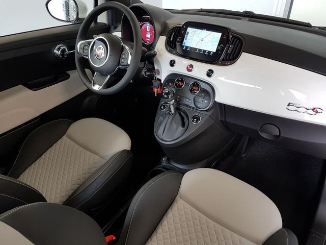 Fiat / 500C / Weiß / / / WLTP 1.0 Hybrid GSE 51kW / 69PS