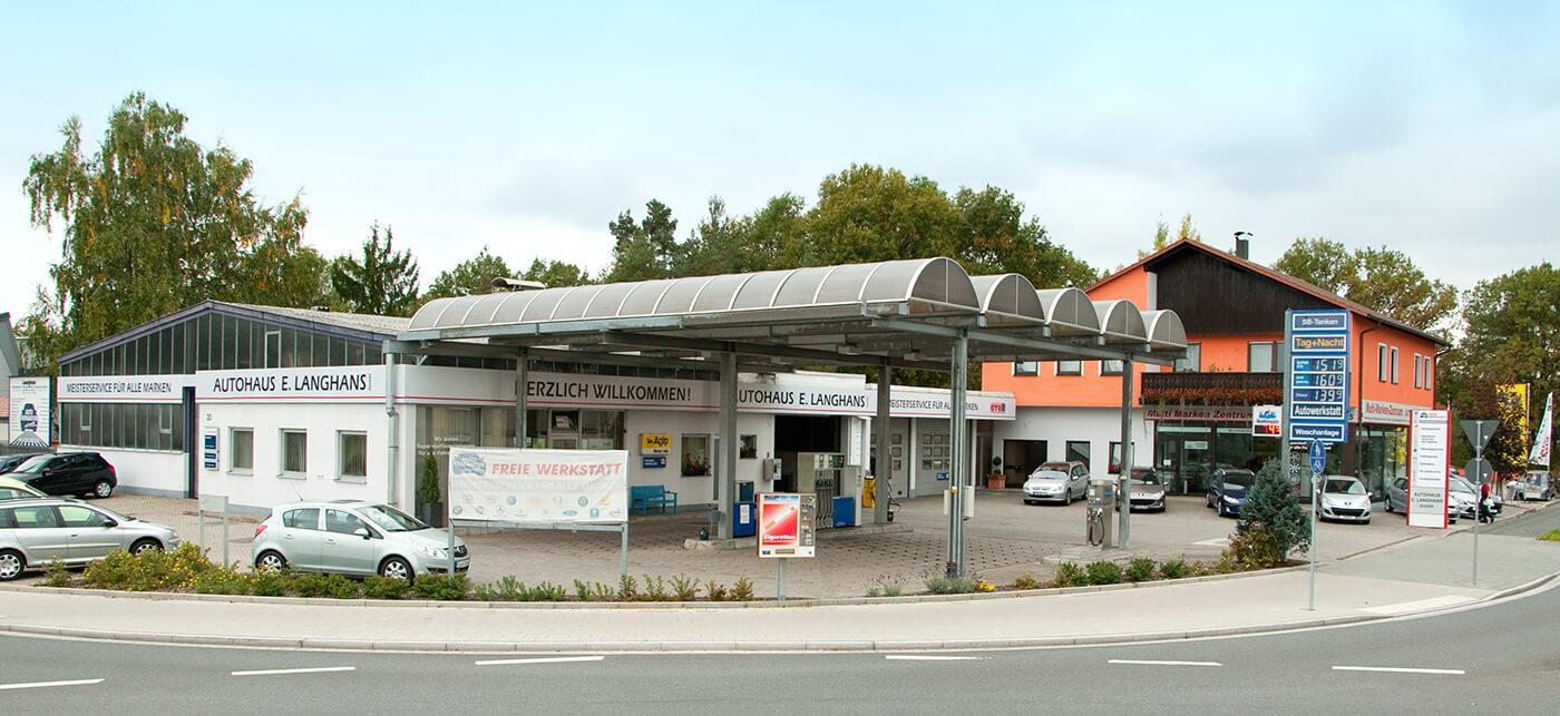 Autohaus Erich Langhans GmbH