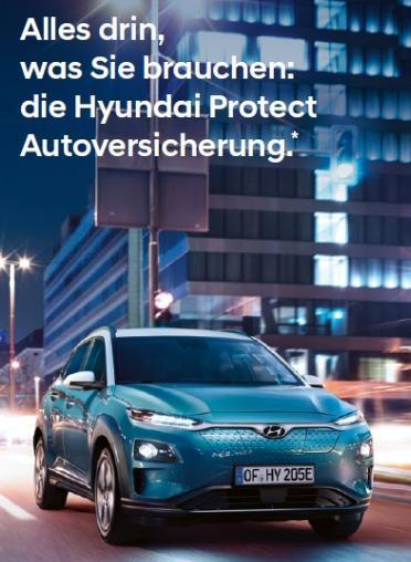 Hyundai Protect Autoversicherung