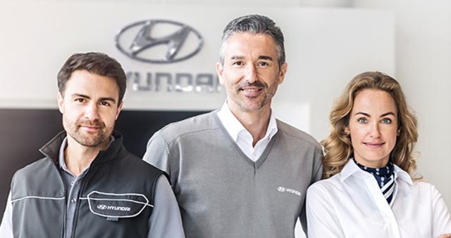 Hyundai Team