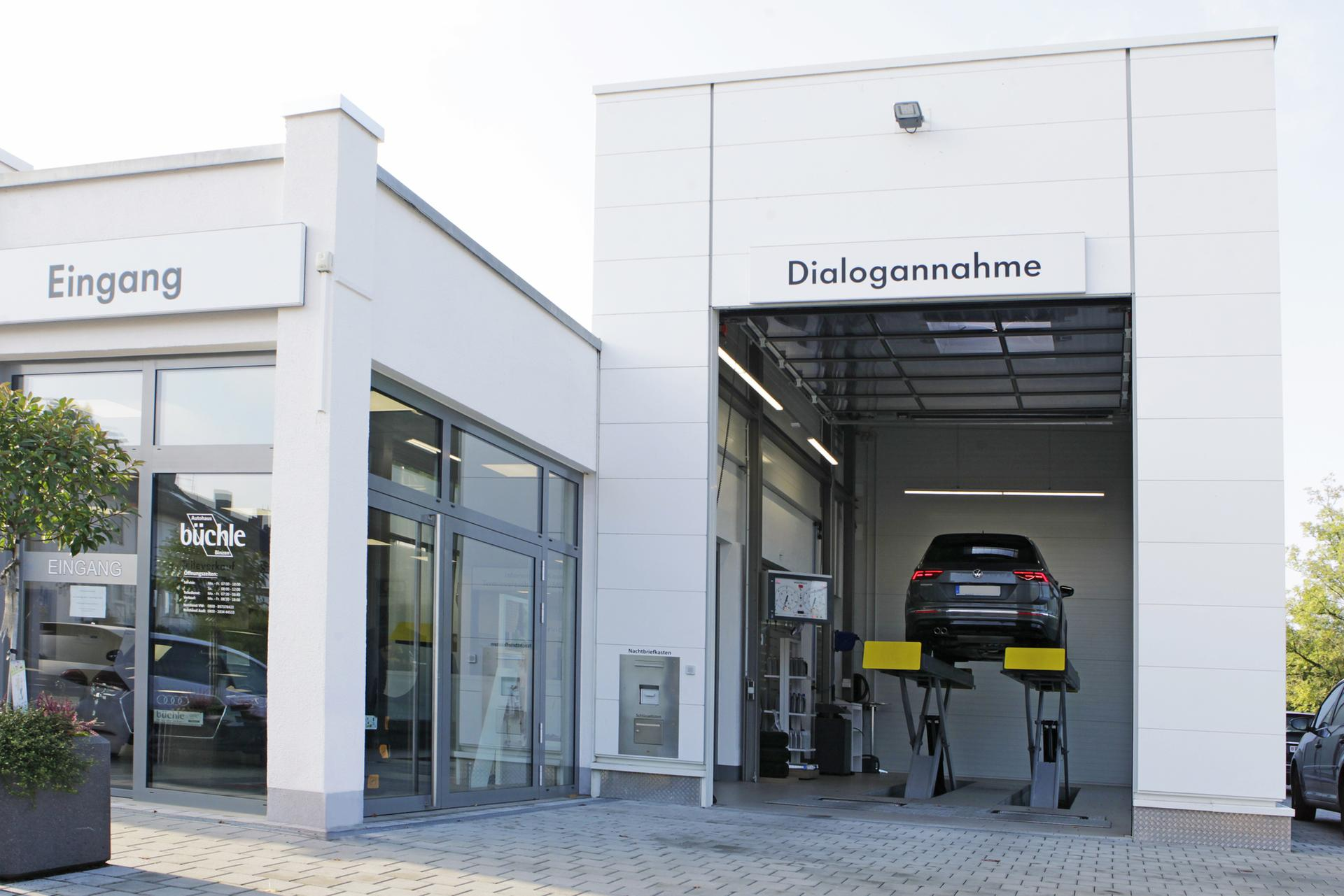 Autohaus Büchle GmbH