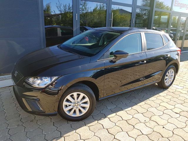 Lagerfahrzeug Seat Ibiza - Style 1.0 TSI Climatronic, SHZ, PDC, Alu