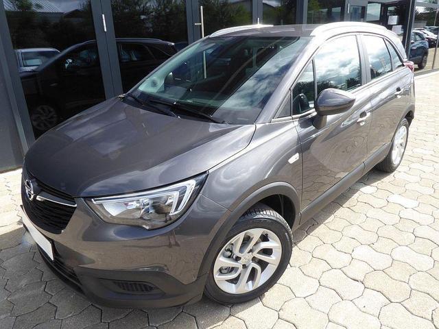 Lagerfahrzeug Opel Crossland X - 1.2 Enjoy Turbo Automatik, SHZ, PDC