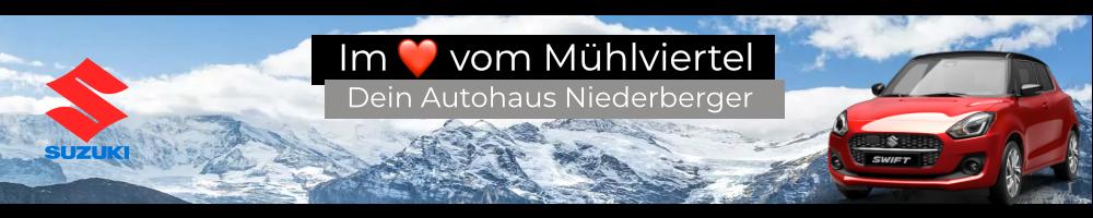 Suzuki Neuwagen günstig kaufen bei Autohaus Niederberger