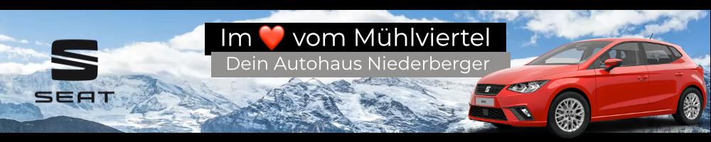 Seat Neuwagen günstig kaufen bei Autohaus Niederberger
