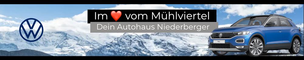 VW Neuwagen günstig kaufen bei Autohaus Niederberger