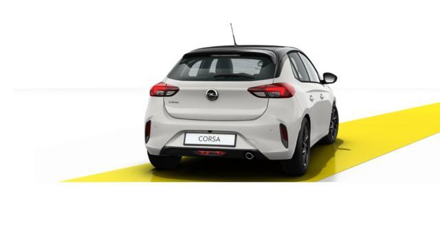 Vorlauffahrzeug Opel Corsa - F GS Line LED Shzg PDC Cam 16Zoll AppleCar