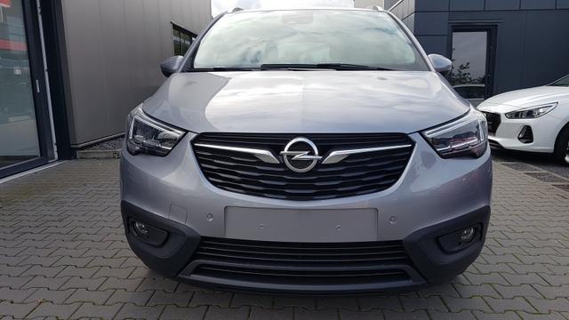 Gebrauchtfahrzeug Opel Crossland X - Edition LED 16Zoll Shzg PDC Cam App