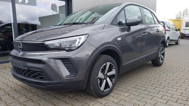 Gebrauchtfahrzeug Opel Crossland - Edition n.M. LED Shzg AppleCar Klima