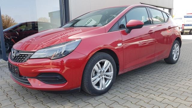 Gebrauchtfahrzeug Opel Astra - K GS Line LED 16Zoll PDC 2xKamera ACA