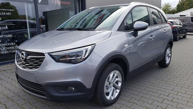 Opel Crossland - X Edition*LED*16Zoll*Shzg*PDC*Cam*App*