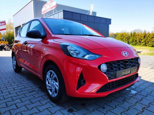 Gebrauchtfahrzeug Hyundai i10 - COMFORT AUTOMATIK KLIMA TEMPOMAT RADIO...