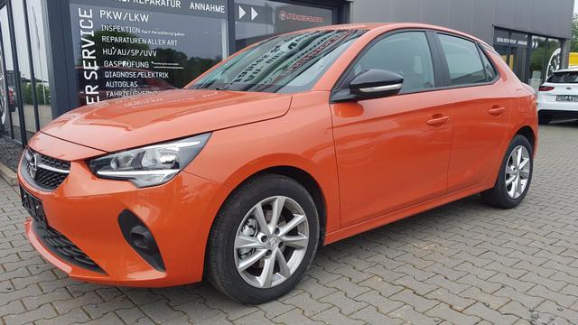 Gebrauchtfahrzeug Opel Corsa - F Edition Shzg Klima 16Zoll PDC App