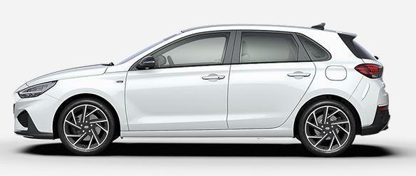 Hyundai i30 N - Line MH*LED*Navi*Shzg*18Zoll*PDC*Cam*DAB*