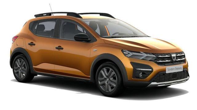 Dacia Sandero Stepway - TCe 100 LPG *LED*Klima*ZV Funk