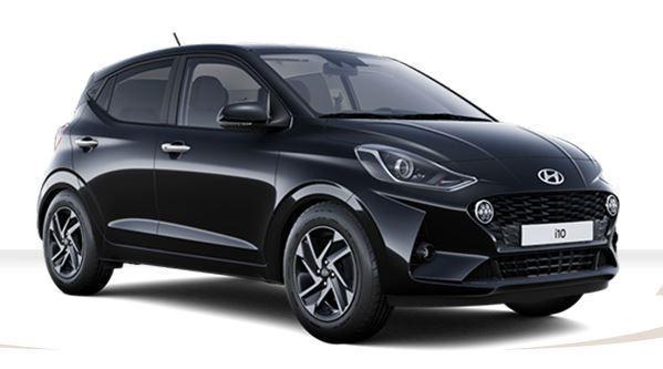 Gebrauchtfahrzeug Hyundai i10 - Apple/Android klima shzg PDC hinten
