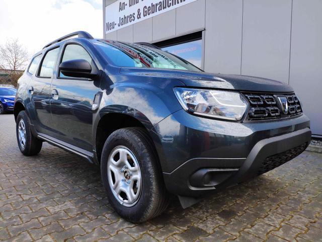 Dacia Duster - II LPG Klima*Freisprech*ZV-Funk*uvm