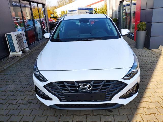 Gebrauchtfahrzeug Hyundai i30 - n. Modell! 120 PS App-Connect Kamera Klima