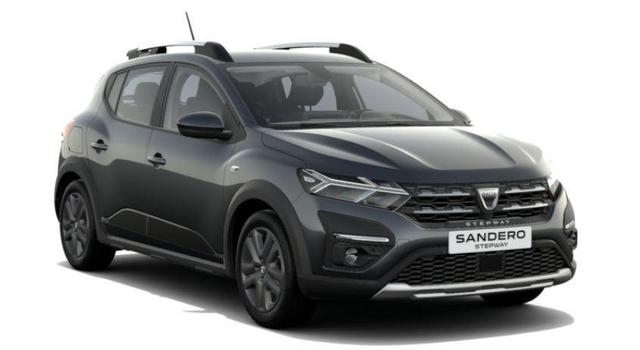 Vorlauffahrzeug Dacia Sandero - III Stepway 90 X-Tronic NAVI KAMERA SHZ