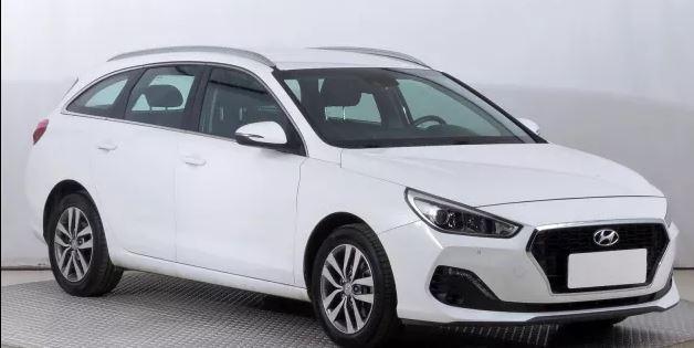 Hyundai i30 Kombi - CRDI WG Style LED*SHZ*APP CONNECT*KAMERA