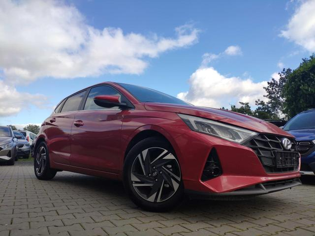 Gebrauchtfahrzeug Hyundai i20 - 1.2 APP CONNECT KAMERA SHZ LED KLIMAAUTO.