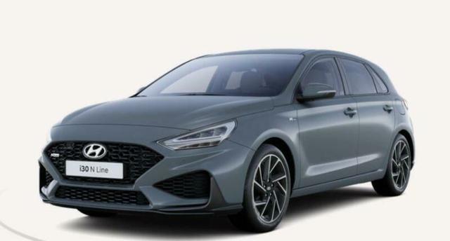 Gebrauchtfahrzeug Hyundai i30 - 159 PS n. Modell! AT N-Line LED Kamera NAVI