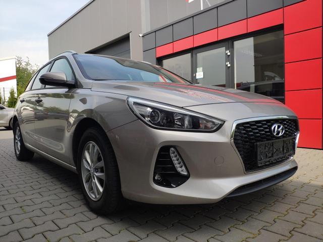 Hyundai i30 Kombi - SW 120PS *PDC*ALU*Bluetooth*Klima
