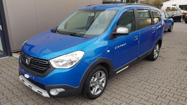 Dacia Lodgy - Stepway SCe 100, 7 Sitze, Navi, PDC hinten
