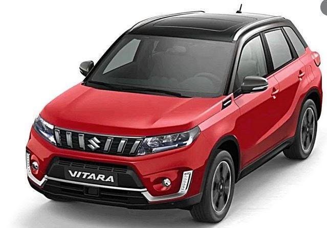 Suzuki Vitara - 1.4 Hybrid Comfort+ 4x4*LED*Shzg*Cam*ACC*