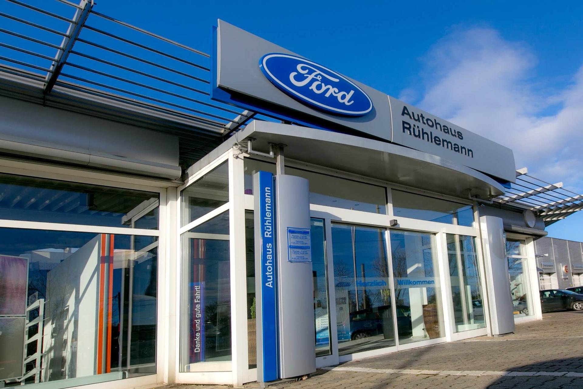 Autohaus Rühlemann GmbH Leipzig FORD Vertragshändler Kfz-Meisterbetrieb