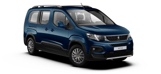 Bestellfahrzeug, konfigurierbar Peugeot Rifter - Allure L2 MULTIFUNKTIONS-LEDERLENKRAD!