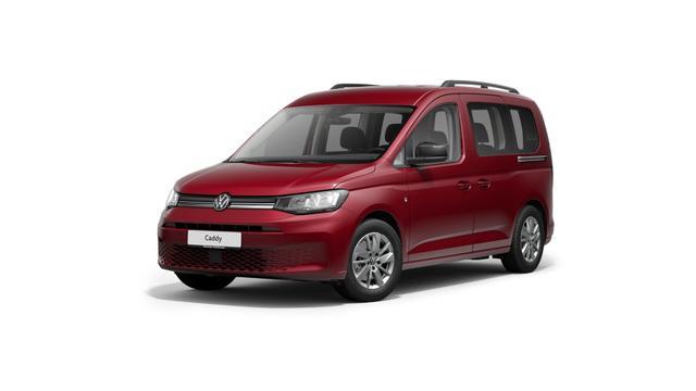 Bestellfahrzeug, konfigurierbar Volkswagen Caddy - Life 4 JAHRE WERKSGARANTIE!