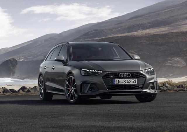 Der Audi A4: noch sportlicher und noch moderner