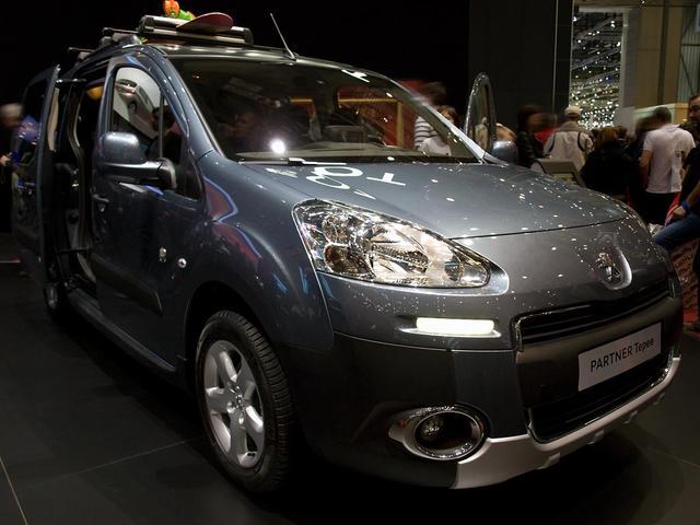 Peugeot Partner Lieferwagen - BlueHDi 75 L1 Premium