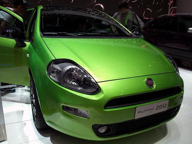 Fiat Punto - 1.2 8V