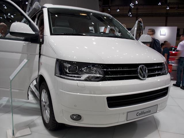 Volkswagen T6 California Beach Plus
