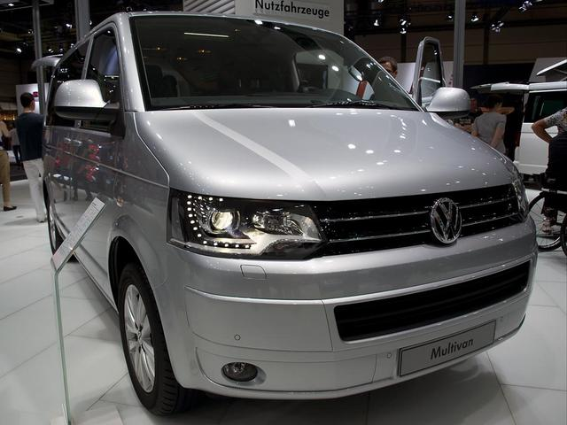"Volkswagen VW Multivan 2,0TDi CR-DPF  103kW/140PS ""Startline"" 4motion -"
