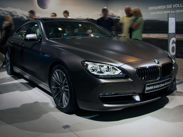BMW 6er Gran Coupé - 640i xDrive