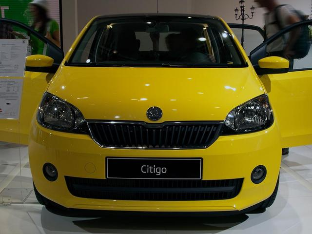 Skoda Citigo - Ambition 5-trg.