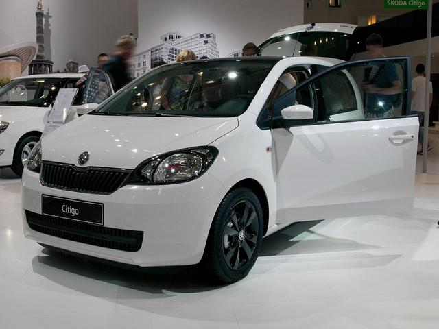Skoda Citigo - Ambition 3-trg.