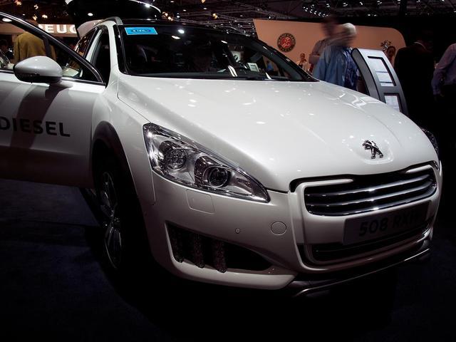 Peugeot 508 SW - Active 5-Türer