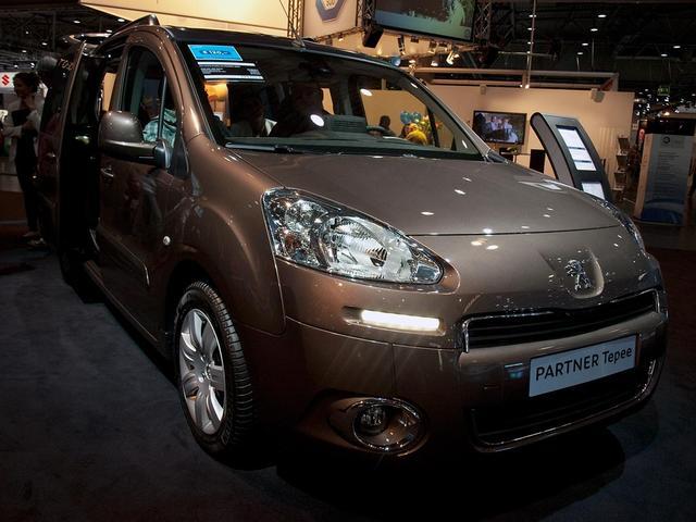 Peugeot Partner Kastenwagen BlueHDi 75 Pro L1