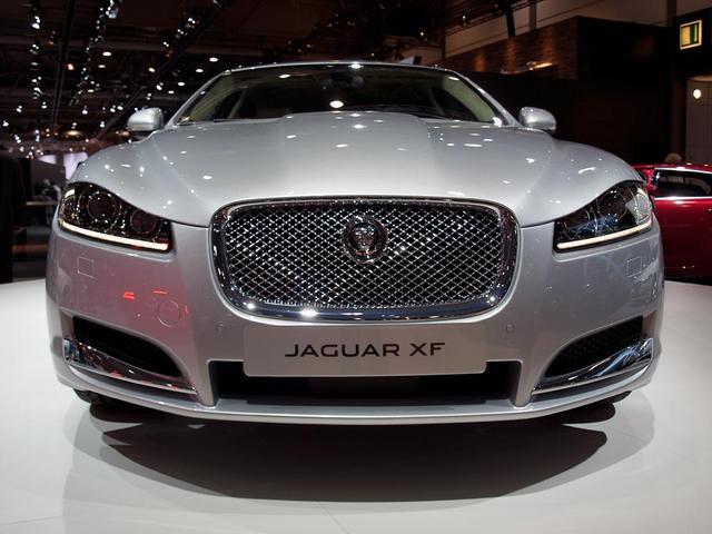 Jaguar XF Sportbrake E-Performance 163PS Portfolio Sportbr. A
