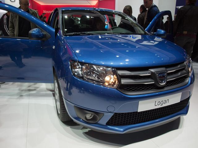 Dacia Logan - Access Facelift