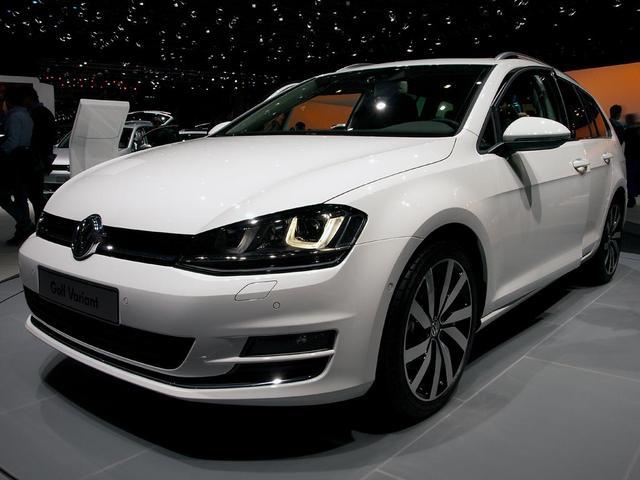 Bestellfahrzeug, konfigurierbar Volkswagen Golf Variant - 1.6 TDI SCR DSG IQ.DRIVE