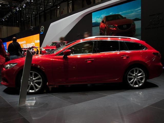 Mazda Mazda6 Kombi 2.0 SKYACTIV-G 165 Exclusive-Line Auto