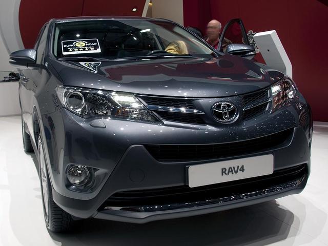 Toyota RAV4 2.5 Hybrid Comfort Auto