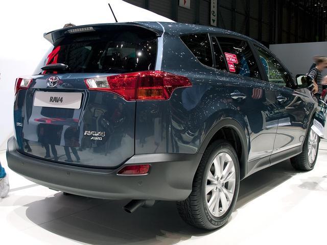 Toyota RAV4 - 2.0 Valvematic Comfort