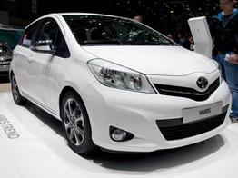 Toyota Yaris - lounge hybrid